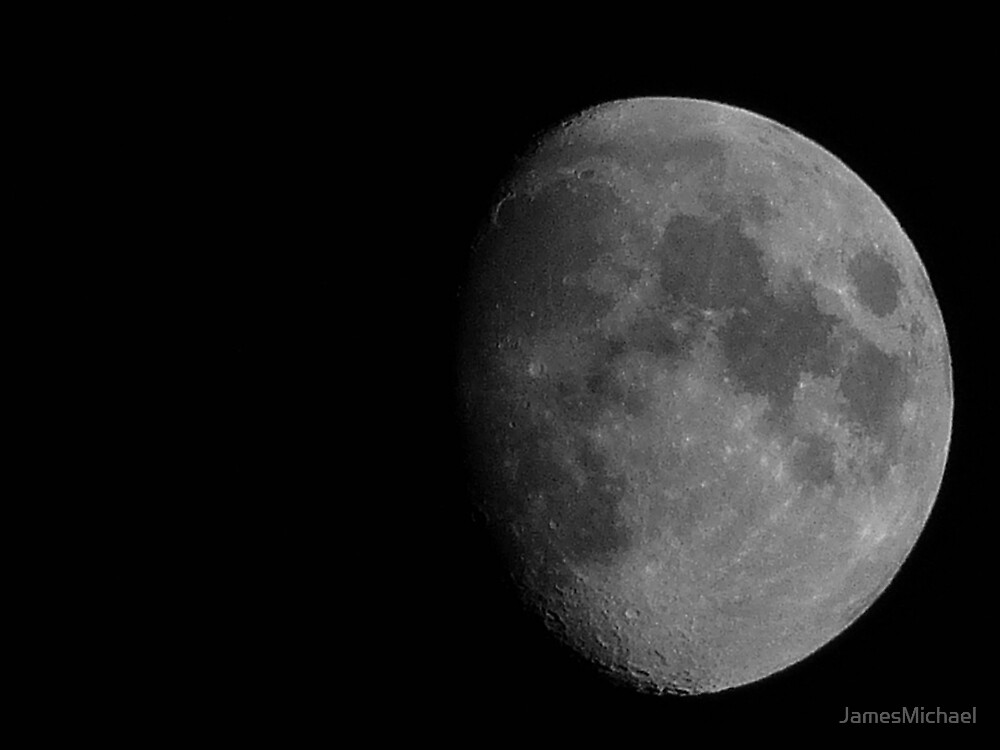 Moon Pic 2 by JamesMichael