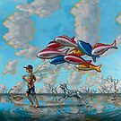Bigger Fish to Fly by Shane  Gehlert