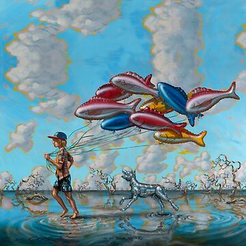 Bigger Fish to Fly by roboroo