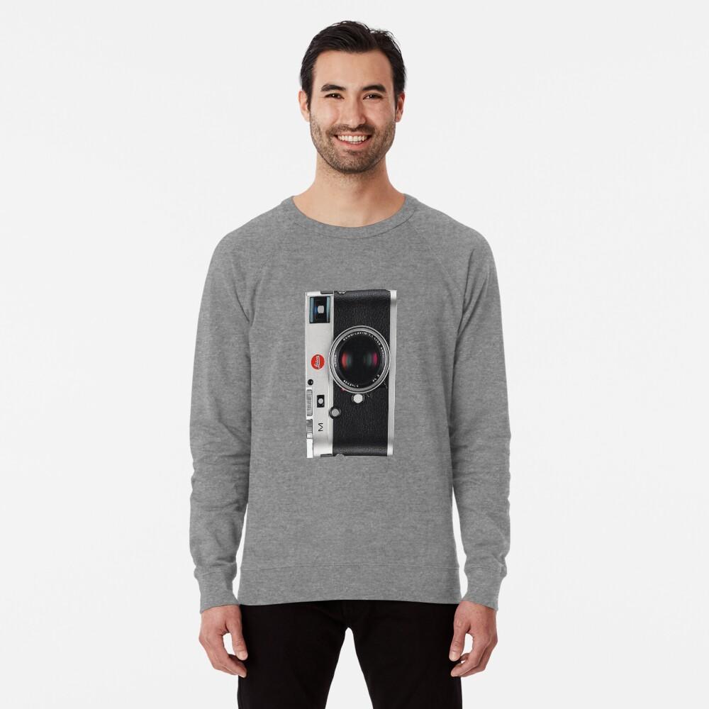 Leica Vintage Style Handyhülle Leichter Pullover