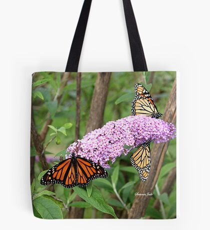 Migration of the Monarch Butterfly  Tote Bag