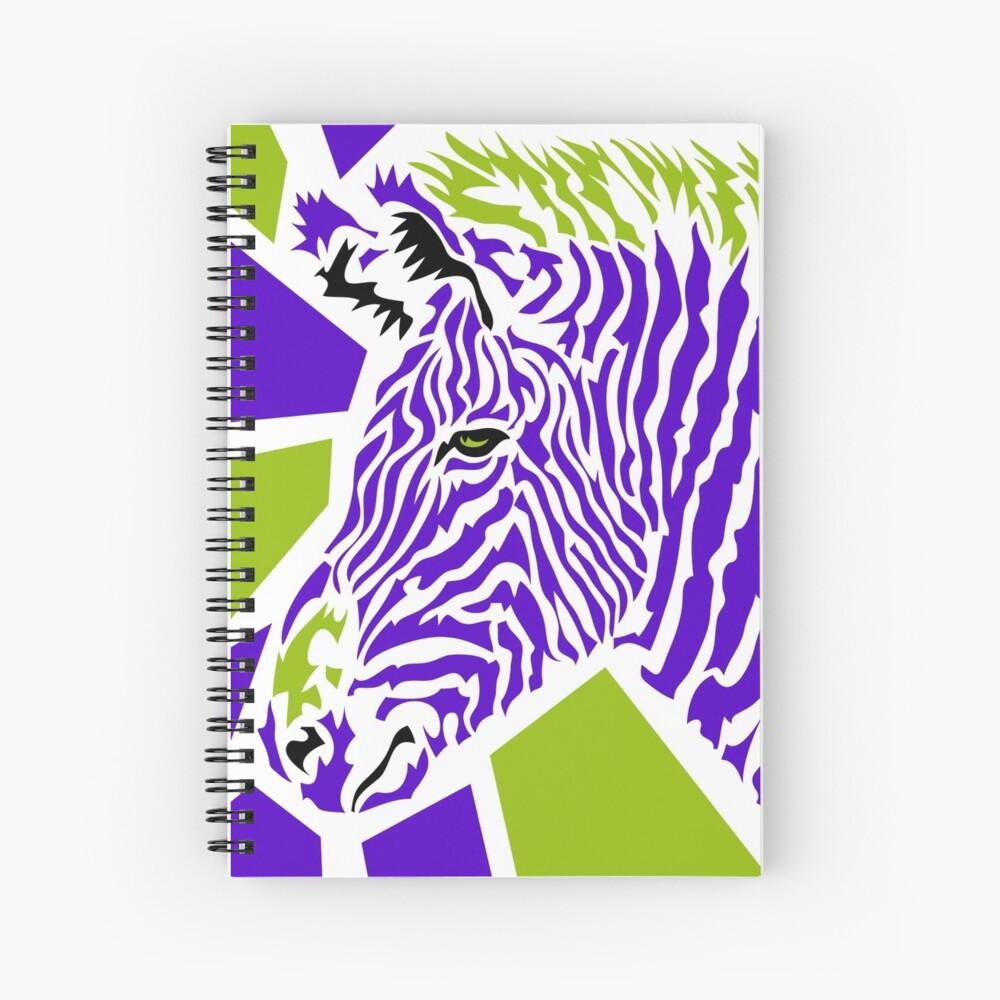Zebra Spiralblock