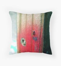 Ant Throw Pillow