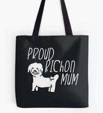 Bichon Mum Tote Bag