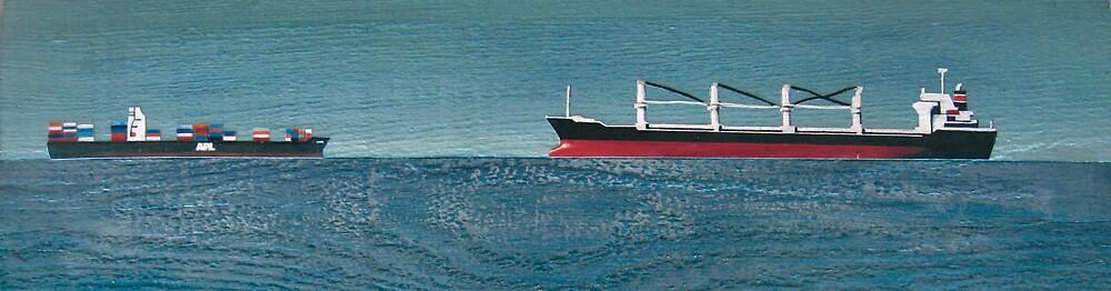 APL SHIP PANEL by jo vautier
