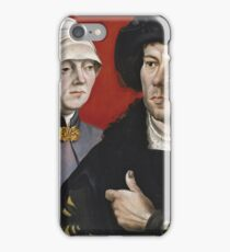 Gabriel Zehender - Portrait Of A Married Couple iPhone Case/Skin