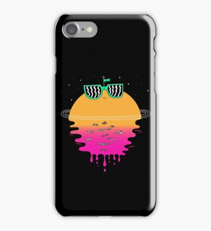 Happy Sunset iPhone Case/Skin