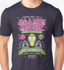 Planet Music Winner T-Shirt