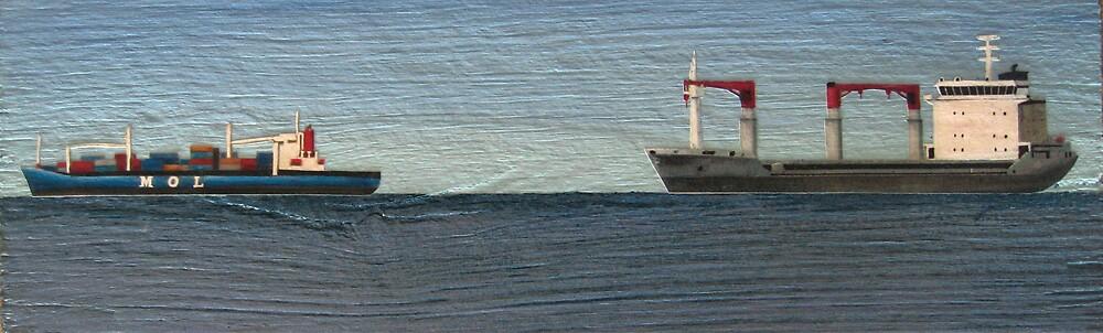 MOL SHIP PANEL by jo vautier