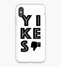 Yikes Bold iPhone Case