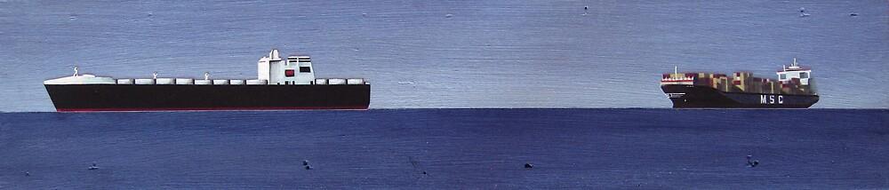 MSC SHIP PANEL by jo vautier