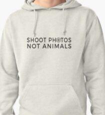 Shoot photos not animals T-Shirt