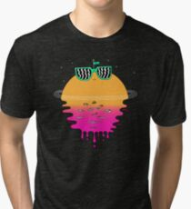 Happy Sunset Tri-blend T-Shirt
