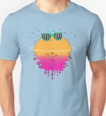 Happy Sunset Unisex T-Shirt