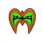 Ultimate Warrior mask by jf-equineart