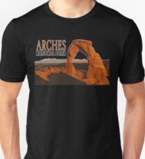 Arches National Park Utah Unisex T-Shirt