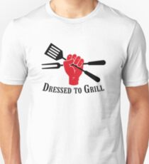 Dressed to Grill T-Shirt