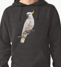 Sulphur Crested Cockatoo Pullover Hoodie