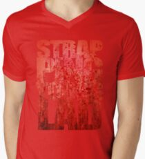 Strapping Young Lad Mens V-Neck T-Shirt