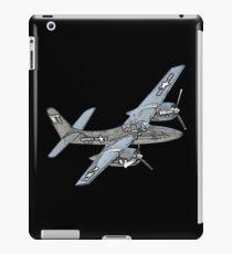 Grumman F7F Tigercat Airplane iPad Case/Skin