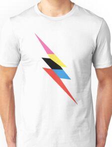Lightning Bolt - Power Rangers Unisex T-Shirt