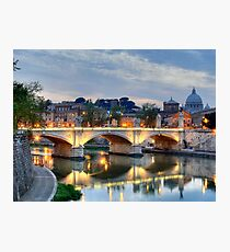 Rome Photographic Print