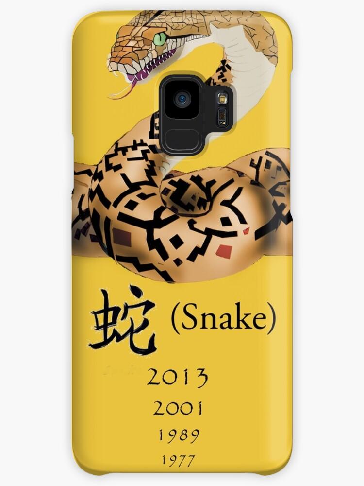 Snake - Chinese Zodiac sign by Nornberg77