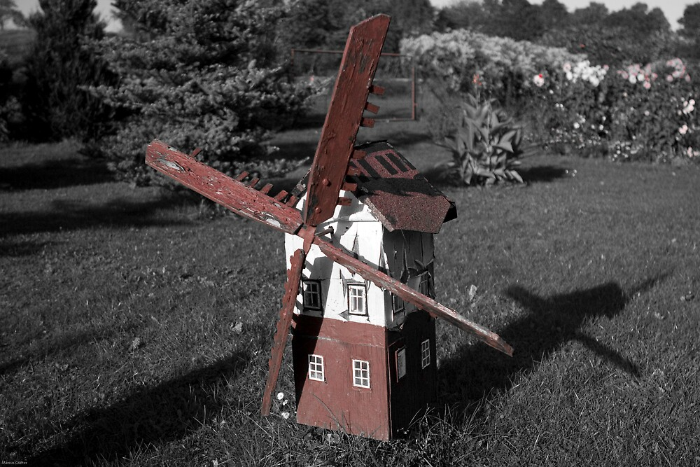 Windmill by Marcus Crafter