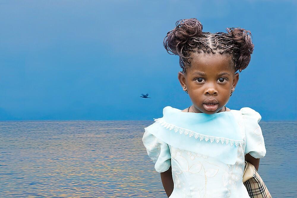 Burberry Girl Congo by Melinda Kerr