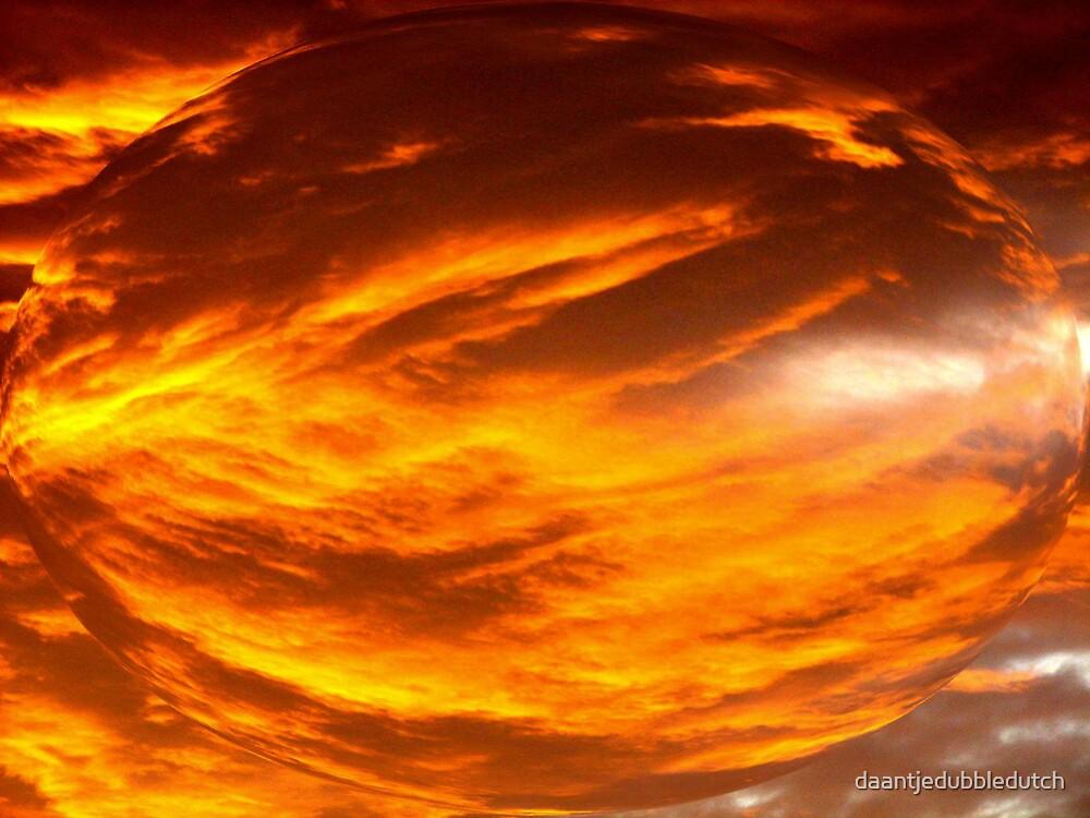 ball of fire in the sky by daantjedubbledutch