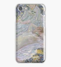 Frederick Carl Frieseke - Summer iPhone Case/Skin