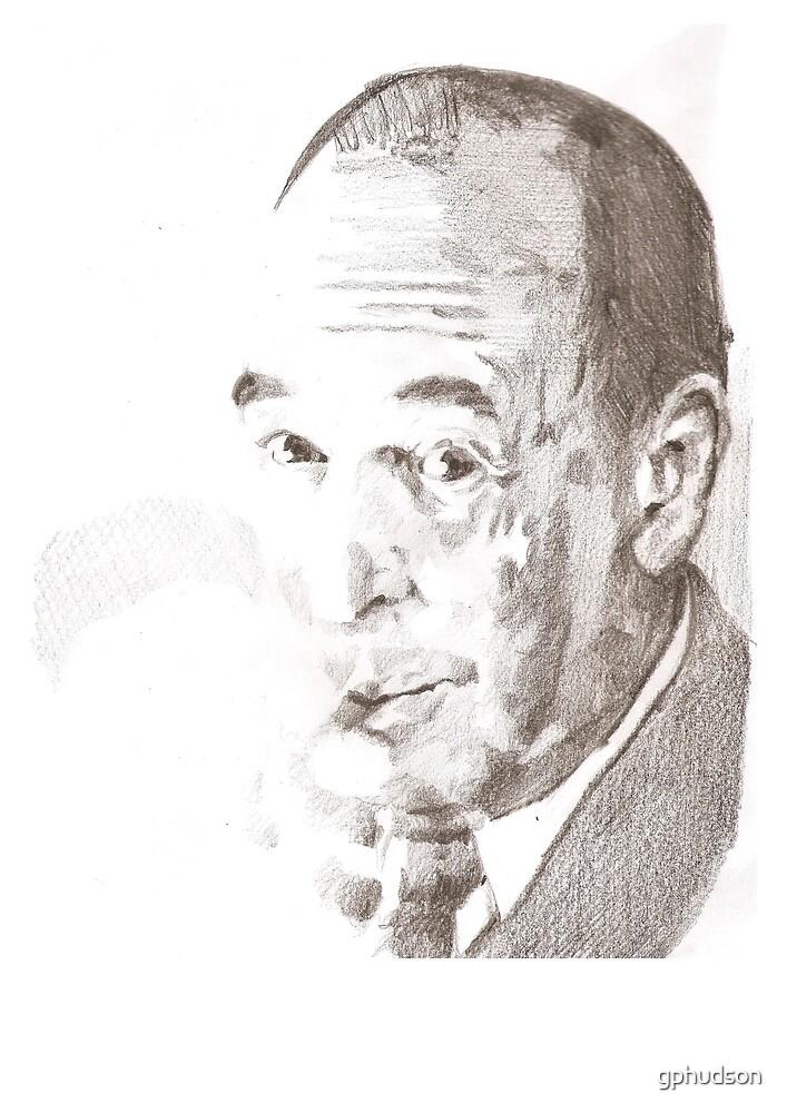 C. S. Lewis by gphudson