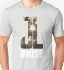 United Heroes of Justice - Team JL II Unisex T-Shirt