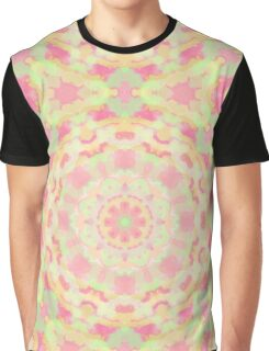 Spring Abstract 2 Graphic T-Shirt