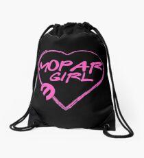 MOPAR GIRL Drawstring Bag