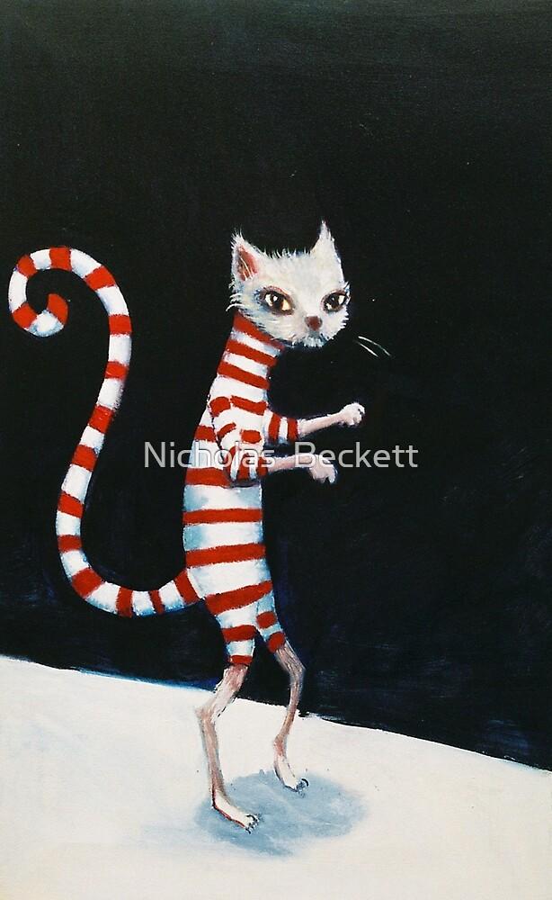 Cat Walk by Nicholas  Beckett