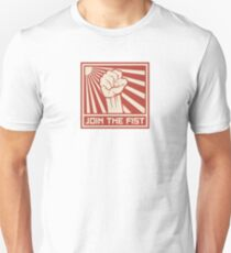 Join The Fist T-Shirt