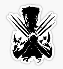 James Howlett - Weapon X Sticker