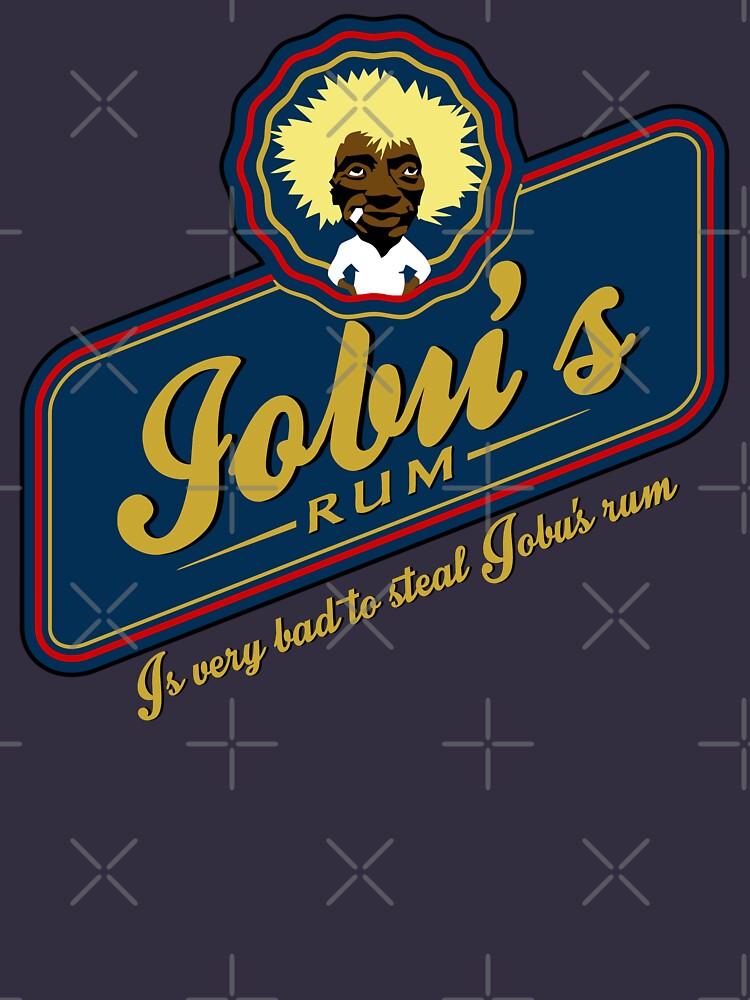 Jobu's rum by edcarj82