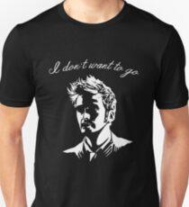 Dr Who Tenth Doctor Regeneration Unisex T-Shirt