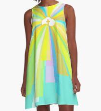 Resurrection Celebration A-Line Dress