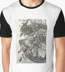 Black death Graphic T-Shirt