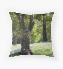 Dream Trees 1 Throw Pillow