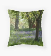Dream Trees 3 Throw Pillow