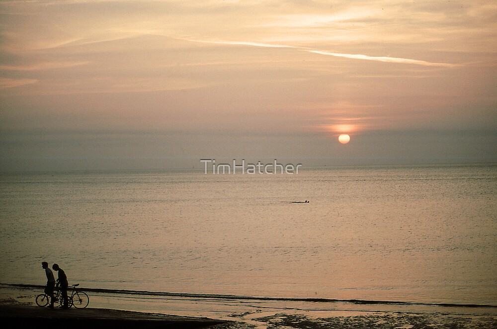 Sunset at Forness Point by TimHatcher