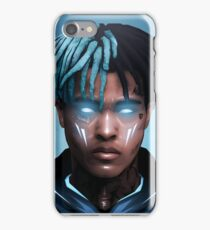 XXXTENTACION / Blue Glow iPhone Case/Skin