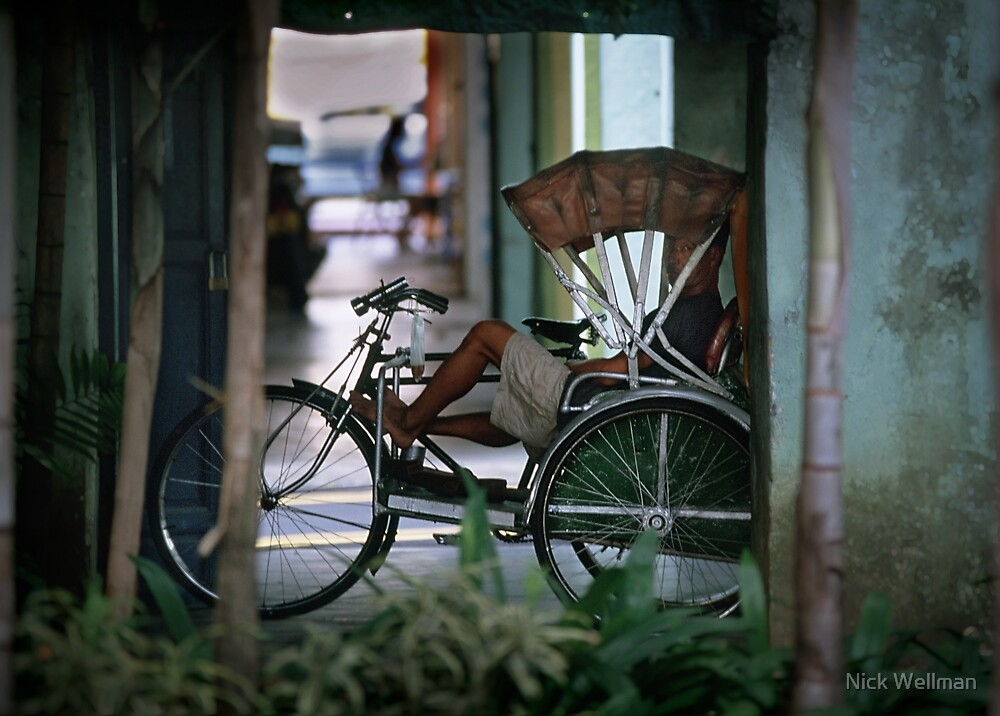 Singapore Siesta by wellman