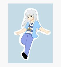 Ryou Bakura Sticker Photographic Print