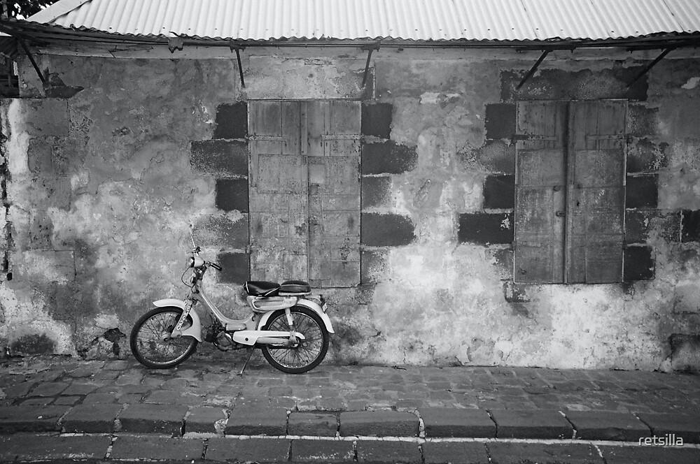A bike by retsilla