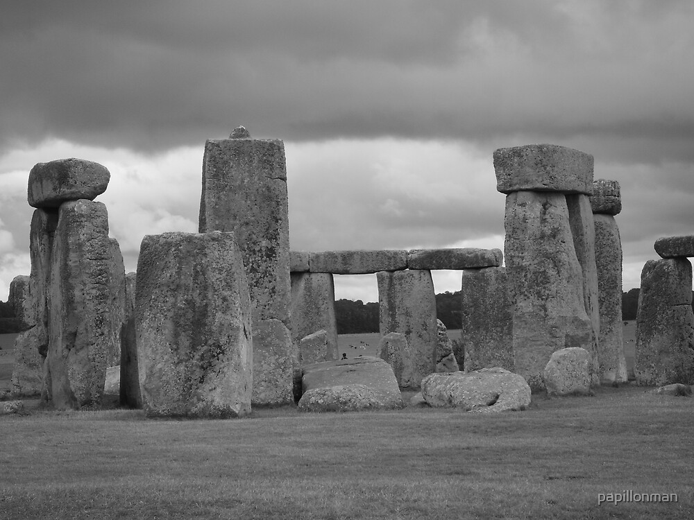 stonehenge 2 by papillonman